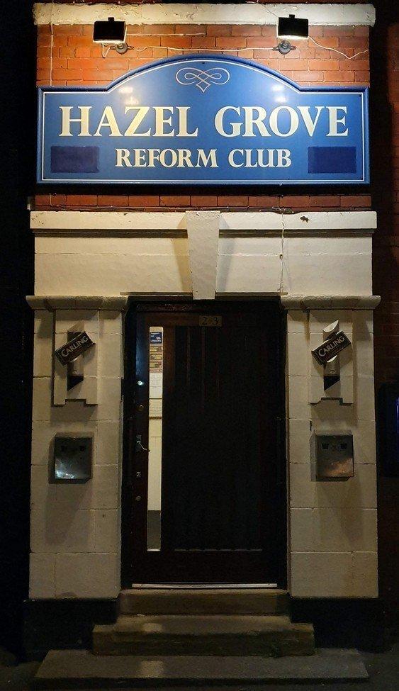 club-door